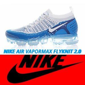 NIKE AIR VAPORMAX FLYKNIT 2.0 Original Authentic